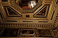 Firenze - Florence - Palazzo Vecchio - 2nd Floor - Sala di Gualdrada - View Up on the Ceiling - Paintings by Stradano I.jpg