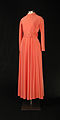 First Lady Betty Ford's watermelon-pink gown.jpg