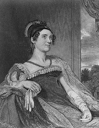 Louisa Adams - Image: First Lady Louisa Adams