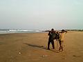 Fishermen at Bheemunipatnam Beach.jpg