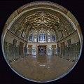 Fisheye lenses - Canon 8-21 Hasht behesht palace,Isfahan,Iran عکاسی با لنز فیش آی (چشم ماهی) عمارت هشت بهشت اصفهان.jpg