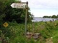 Fishing at Assaroe Lake - geograph.org.uk - 504737.jpg