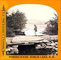 Fishing on Dublin Lake, New Hampshire (4834836883).jpg