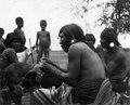Fiskätande a.indian. Se i övrigt text foto 4712. Rio Pilcomayo, Bolivianska Chaco - SMVK - 004713.tif