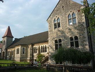 Fitzjohn's Primary School - Victorian chapel and school buildings