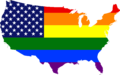 Flag map of United States (American Pride Flag).png