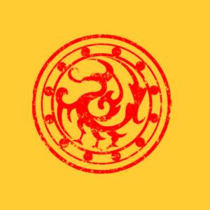 Jumong (TV series) - Flag used by Jumong