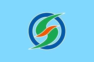 Shika, Ishikawa - Image: Flag of Shika Ishikawa