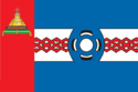 Flag of Udomelsky rayon (Tver oblast).png
