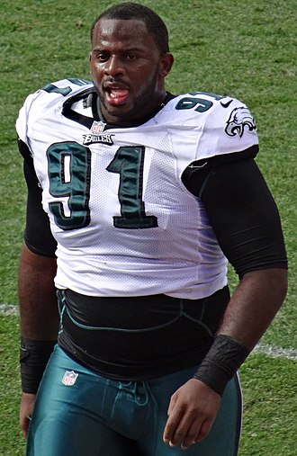 Fletcher Cox - Cox with the Philadelphia Eagles in 2013