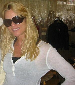 Nicollette Sheridan - Sheridan in 2008