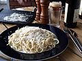 Flickr - cyclonebill - Spaghetti med flødesovs og parmesan.jpg