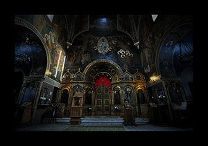 Bucharest Russian Church - Image: Flickr fusion of horizons Biserica Rusă (8)