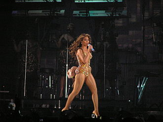 I Am... Sasha Fierce - Image: Flickr smilesea Beyoncé I Am... Tour Newcastle 03