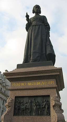 Florence Nightingale monument London