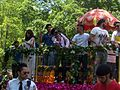 Flower City Parade 2011 Bipasha Basu and RDB 2.jpg