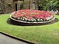 Flowerbed, Hesketh Park 1.JPG