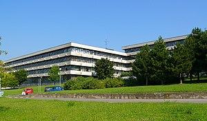 Comenius University Faculty of Mathematics, Physics and Informatics - Image: Fmfi f 2 od prif