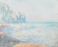 Foggy Morning at Pourville - Claude Monet.jpg