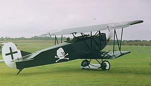 Fokker D-VII, Germany - Air Force AN0323257.jpg