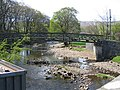Footbridge at Horton in Ribblesdale - geograph.org.uk - 431681.jpg