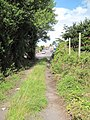 Footpath and Carr Lane - geograph.org.uk - 1411808.jpg