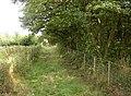 Footpath off Highmoor Lane, Clifton - geograph.org.uk - 221368.jpg