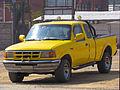 Ford Ranger XLT 2.3 Super Cab 1993 (15790609675).jpg