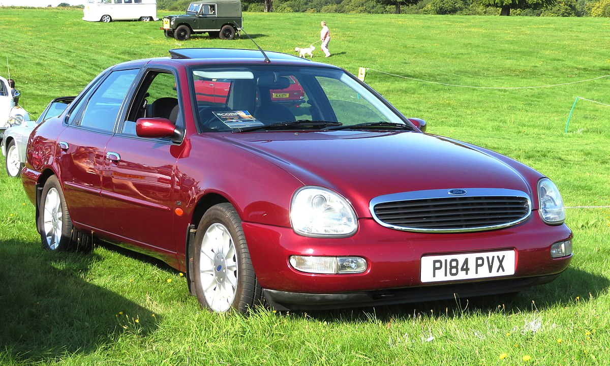 Ford Transit Wagon >> Ford Scorpio – Wikipédia, a enciclopédia livre