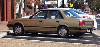 Ford Telstar - 1983–1985 Ford Telstar (AR) GL sedan