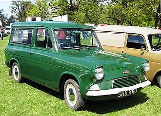 Ford Thames 307E - 1962 Thames 307E 5 cwt van