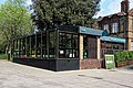 Forks and Green cafe Covid-19 Downhills Park West Green Road, Tottenham, London 1.jpg