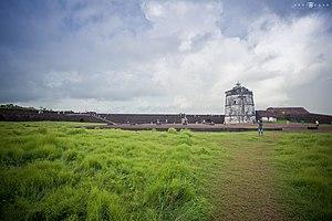 Fort Aguada - Image: Fort Aguada, Goa