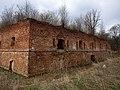 Fort Parysowski - kwadratowy budynek - panoramio.jpg