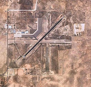 Fort Sumner Municipal Airport NM 2006 USGS.jpg