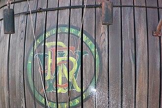 Disney's Fort Wilderness Resort & Campground - Image: Fort Wilderness Resort FWRR Logo