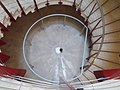 Foucault pendulum, Eotvos Lorand University North Block, 2016 Ujbuda.jpg