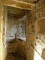 Fougères (35) Château Tour Mélusine Intérieur 08.JPG