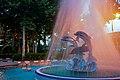 Fountains in Iran - Tehran آب نماها در ایران 04.jpg