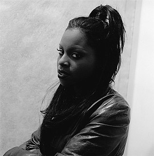 Foxy Brown (rapper) American rapper, actress, and model from New York