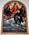 Francesco Vanni, Visione di un frate domenicano della Madonna e Gesù Cristo, 1590-1610 ca.JPG
