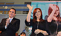 Francisco Pérez con Cristina Fernández.jpg