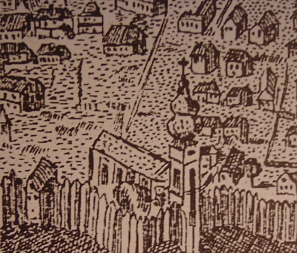 Franjevački samostan Zemun