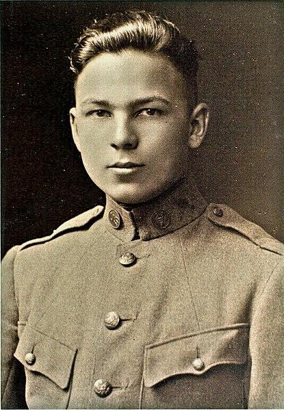 Archivo: Frank Buckles picture.jpg reclutamiento
