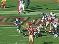 Frank Gore rushes for TD at Rams at 49ers 11-16-08.JPG