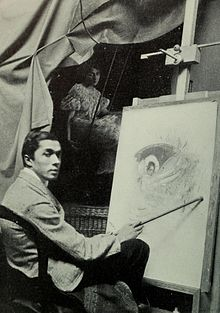 Frank Xavier Leyendecker in his Studio.jpg