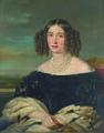 Franz Schrotzberg - Gräfin Wilhelmine von Auersperg - 3865 - Österreichische Galerie Belvedere.jpg