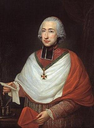 Franziskus Herzan von Harras - Image: Franziskus von Paula Herzan von Harras