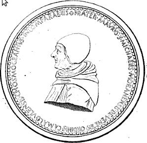 Frater Maurus S. Michaelis Moranensis de Venetiis ordinis Camaldulensis