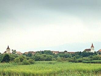 Avrig - Image: Freck